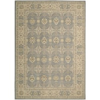 "Nourison Persian Empire Slate Rug - 9'6"" x 13'"