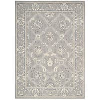 Nourison Persian Empire Flint Rug (7'9 x 10'10)
