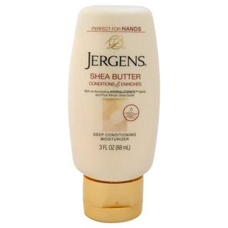 Jergens Shea Butter Deep Conditioning 3-ounce Moisturizer