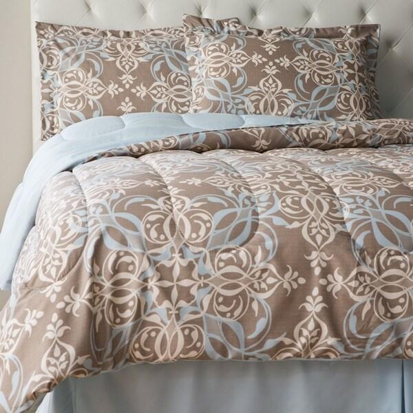 Emilia 4 Piece Comforter Set