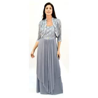 Silver Dresses For Less | Overstock.com