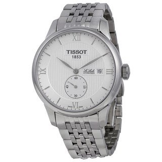 Tissot Men's T0064281103801 'Le Locle' Automatic Stainless Steel Watch