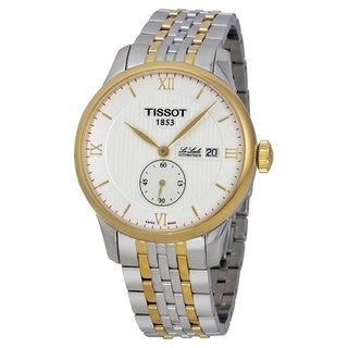 Tissot Men's T0064282203801 'Le Locle' Automatic Two-Tone Stainless Steel Watch