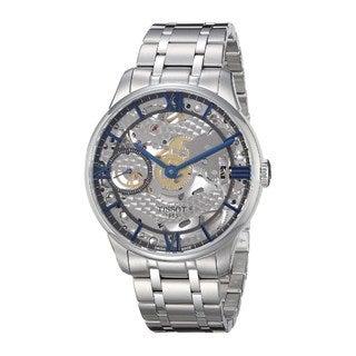Tissot Men's T0994051141800 'Chemin Des Tourelles Squelette' Automatic Stainless Steel Watch
