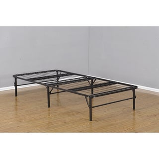 K & B B6039 3/3 Bi-Fold Metal Bed Base