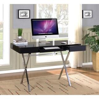 K & B HO2961-BL Computer X Desk