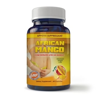 African Mango 100-percent Pure Extract 500mg Pills (60 Capsules)