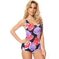 Dippin' Daisy's Pink Rose Missy One-piece