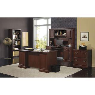 Bush Furniture Bennington Collection Manager's Desk