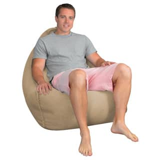 Sonoma Lounger Bean Bag Indoor/Outdoor|https://ak1.ostkcdn.com/images/products/10328386/P17439026.jpg?impolicy=medium