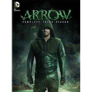 Arrow: The Complete Third Season (DVD)