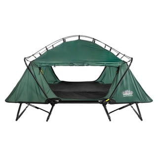 Link to Kamp-Rite TB343 Double Tent Cot with Rainfly - Green Similar Items in Boats & Kayaks