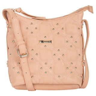 Joanel Small Quilted Studded Crossbody