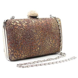 Joanel Textured Evening Clutch