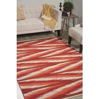 Barclay Butera Malika Sunstone Area Rug by Nourison