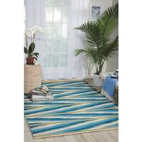 Barclay Butera Malika Frost Area Rug by Nourison (5'3 x 7'5) - 5'3 x 7'5