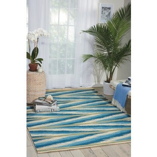 Barclay Butera Malika Frost Area Rug by Nourison (3'9 x 5'9)