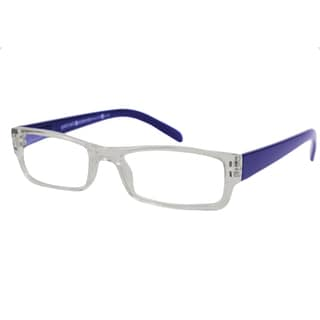 Gabriel + Simone Men's/ Unisex Renne Rectangular Reading Glasses