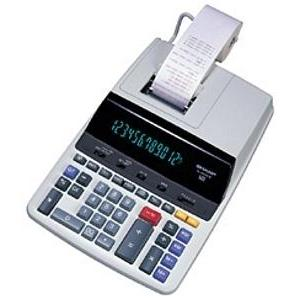 Sharp 12 Digit Printing Calculator