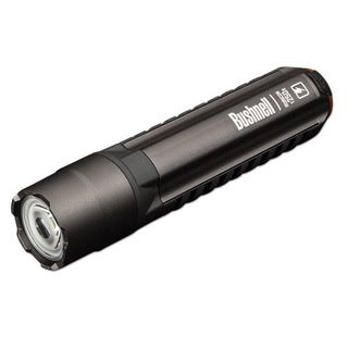 Bushnell Rubicon Flashlight Rechargeable 250 Lumen Grey