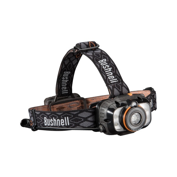 Bushnell Rubicon Headlamp 3AA Plus Red Halo Auto-Dim