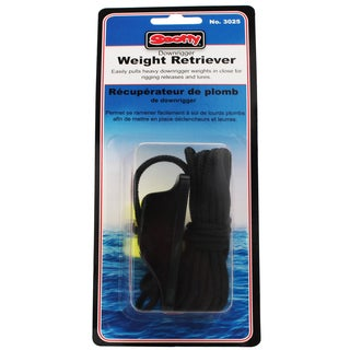 Scotty Downrigger Weight Retriever with Snap