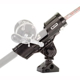 Scotty Rod Holder Orca with 0241 Side/ Deck Mount