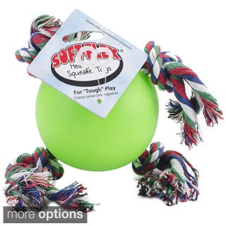 Soft Flex Tuggy Ball