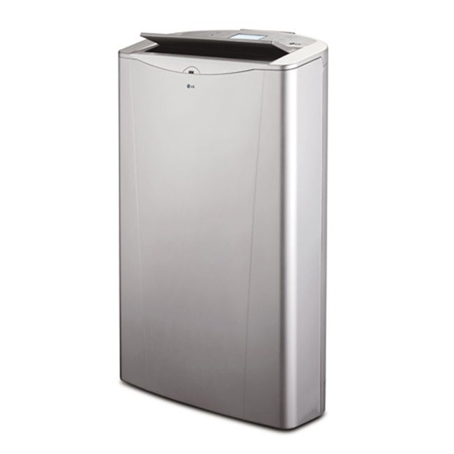 LG Portable Air Conditioner - 14,000 BTU Portable A/C wit...