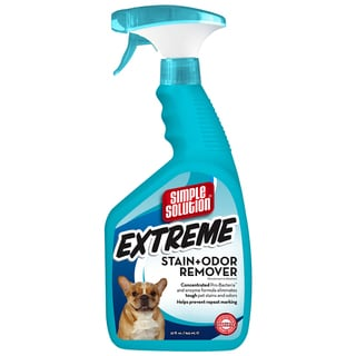 Simple Solution Extreme Stain and Odor Remover Spray