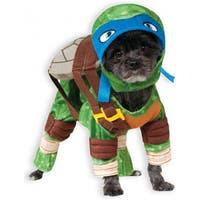 Teenage Mutant Ninja Turtles Leonardo Pet Costume