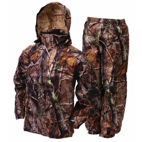 Frogg Toggs All Sports Camo Suit