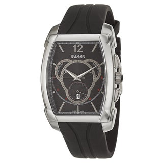 Balmain Men's 'Arcade' Stainless Steel Swiss Quartz Watch