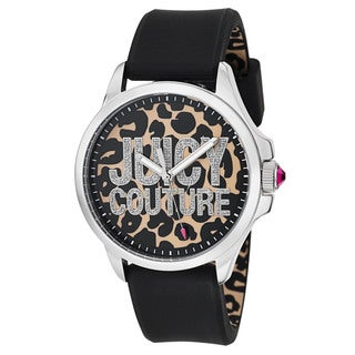 Juicy Couture Women's 'Jetsetter' Stainless Steel Quartz Watch
