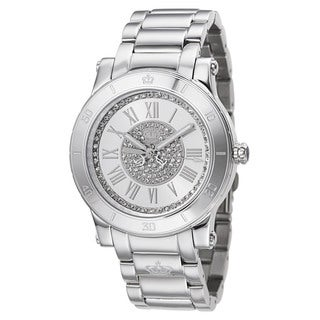 Juicy Couture Women's 'HRH' Stainless Steel Quartz Watch