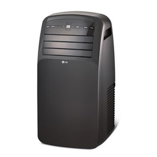 LG LP1215GXR 12,000 BTU Portable Air Conditioner with Remote (Refurbished) - Black