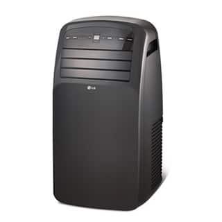 LG LP1215GXR 12,000 BTU Portable Air Conditioner with Remote (Refurbished) - Black