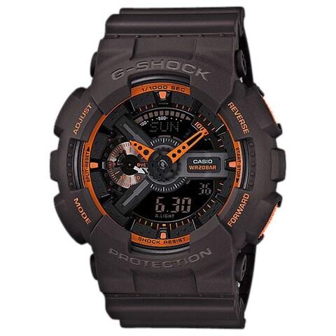 Casio Men's 'G-Shock' Black Resin Watch