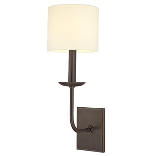Hudson Valley Kings Point 1-light Wall Sconce, Old Bronze