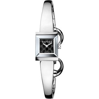 Gucci Women's 'G Frame' Stainless Steel Watch