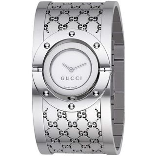 Gucci Women's YA112413 'Twirl' Stainless Steel Watch