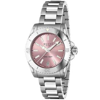 Gucci Women's YA136401 'Dive' Stainless Steel Watch