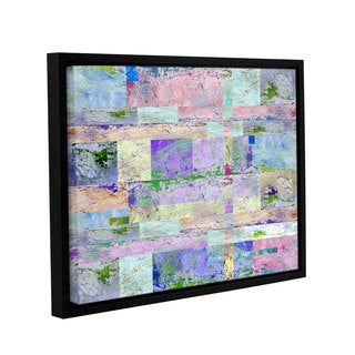 ArtWall Greg Simanson 'Abstract I ' Gallery-wrapped Floater-framed Canvas