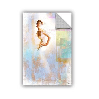 ArtAppealz Greg Simanson 'Diva I ' Removable Wall Art