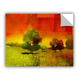 ArtAppealz Greg Simanson 'Drenched Grace' Removable Wall Art