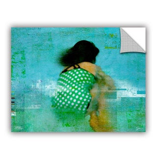 ArtAppealz Greg Simanson 'Floating Away' Removable Wall Art
