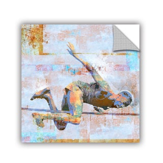 ArtAppealz Greg Simanson 'Jump' Removable Wall Art