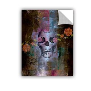 ArtAppealz Greg Simanson 'Skull' Removable Wall Art