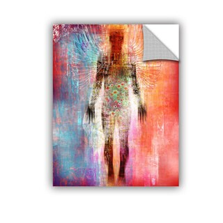 ArtAppealz Greg Simanson 'Wonder I' Removable Wall Art