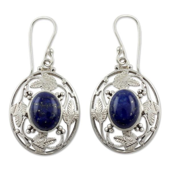 Avatar 2 Oceans: Shop Handmade Sterling Silver 'Ocean Avatar' Lapis Lazuli